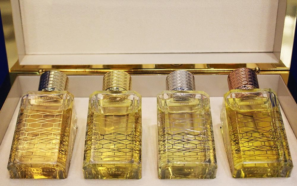 Add a personal touch to your fragrance collection with Ex Nihilo. #MadeWithLove #SalonDeParfums