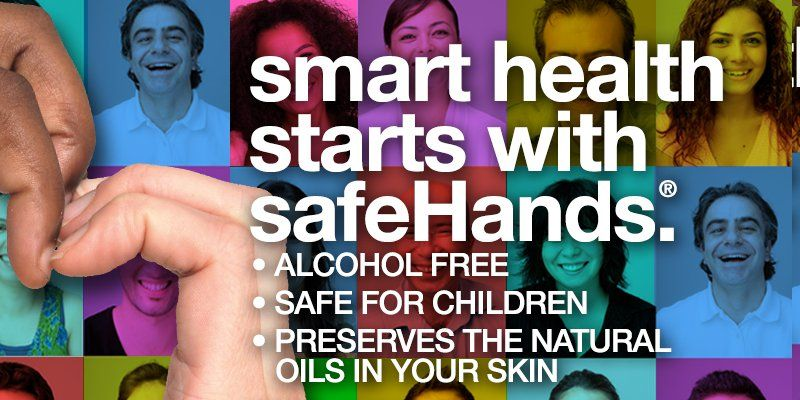Safehands Alcohol Free Hand Sanitizer Alcohol Free Hand Sanitizer