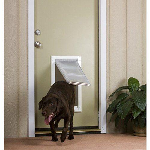 Number 3 Rated Amazon Com Patio Pacific Endura Flap Large Door Mount Single Flap 10 X 19 Pet Door Flap Pet Doors Pet Doors Pet Door Pet Screen Door