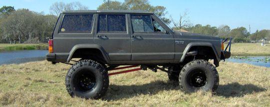 1989 Jeep Cherokee Comanche Factory Service Manual Jeep Cherokee Jeep Xj Mods Jeep