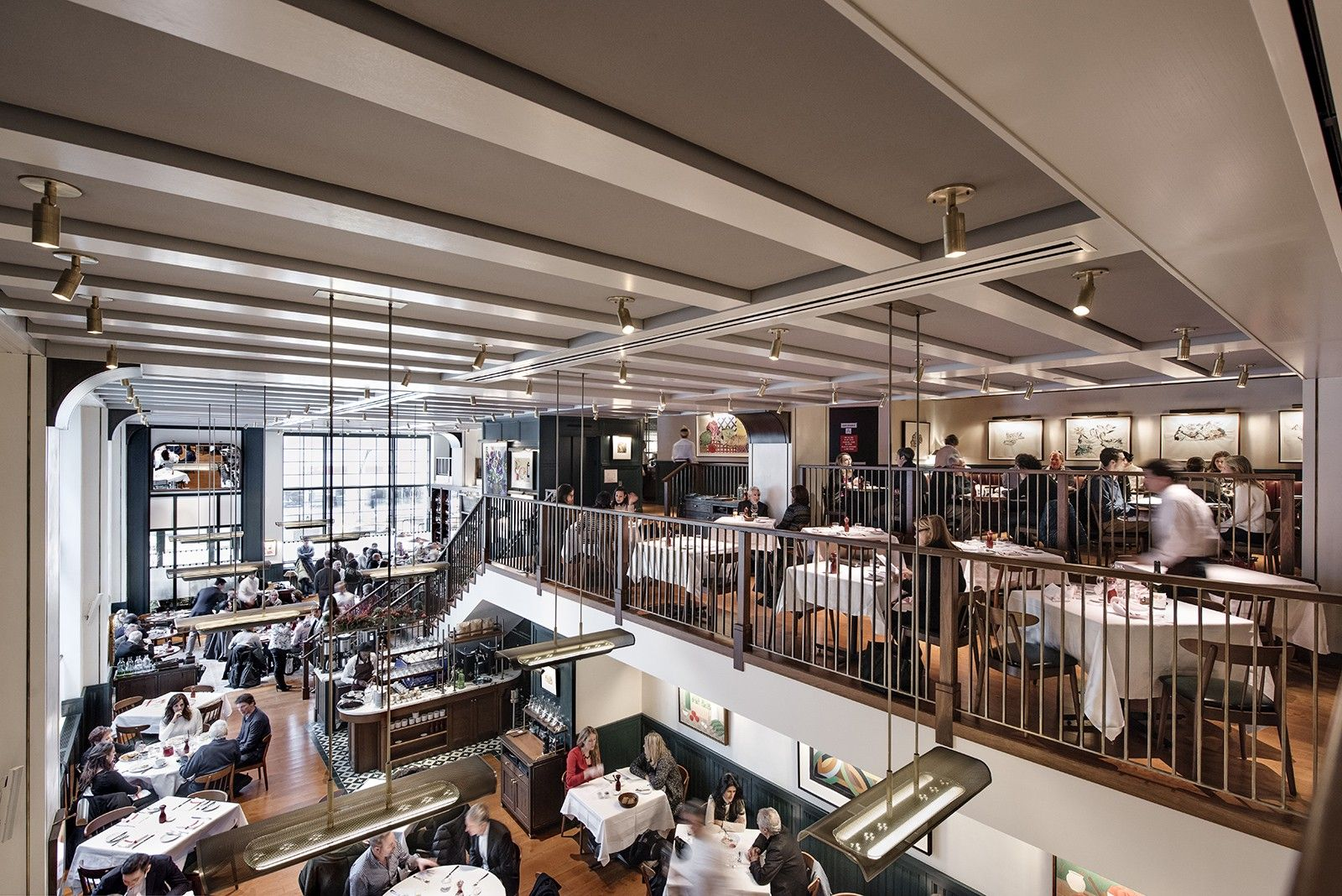 6 Ways Technology Is Changing Restaurants In 2018 And Beyond Restaurant Reservations Modern Restaurant Restaurant