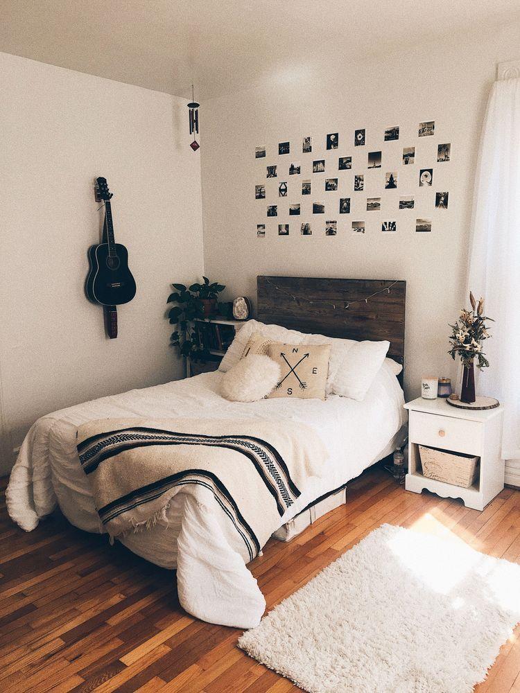 Pinterest Delaneyamwalker Small Room Bedroom Minimalist Bedroom Bedroom Design