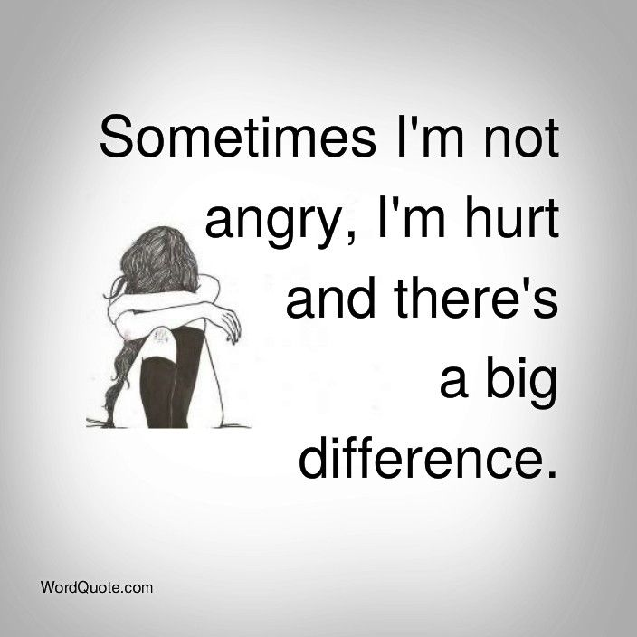 Angery Words Quotes Pictures: Sometimes I'm Not Angry