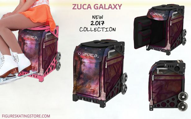 Zuca Sport Bag - Galaxy. New 2017 Collection https://figureskatingstore.com/zuca-sport-bag-galaxy/ https://figureskatingstore.com/zuca-bags/ #zuca2017 #zuca #зука #zucabag #bag #bags #sport #sportbags #zucaspring #spring #zucasale #galaxy #zucagalaxy #newzuca #zucasport