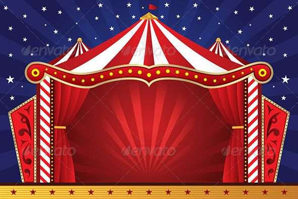 Circus background carnival homecoming themes and circus birthday circus background toneelgroepblik Images