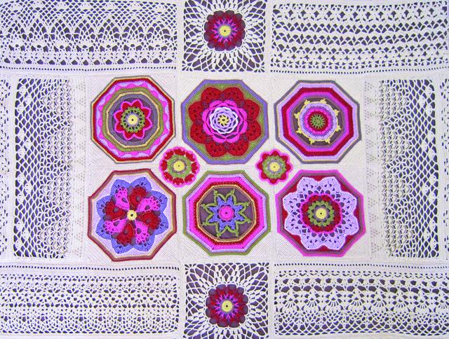 crochet persien tiles - Google-Suche | Persien häkeln | Pinterest ...