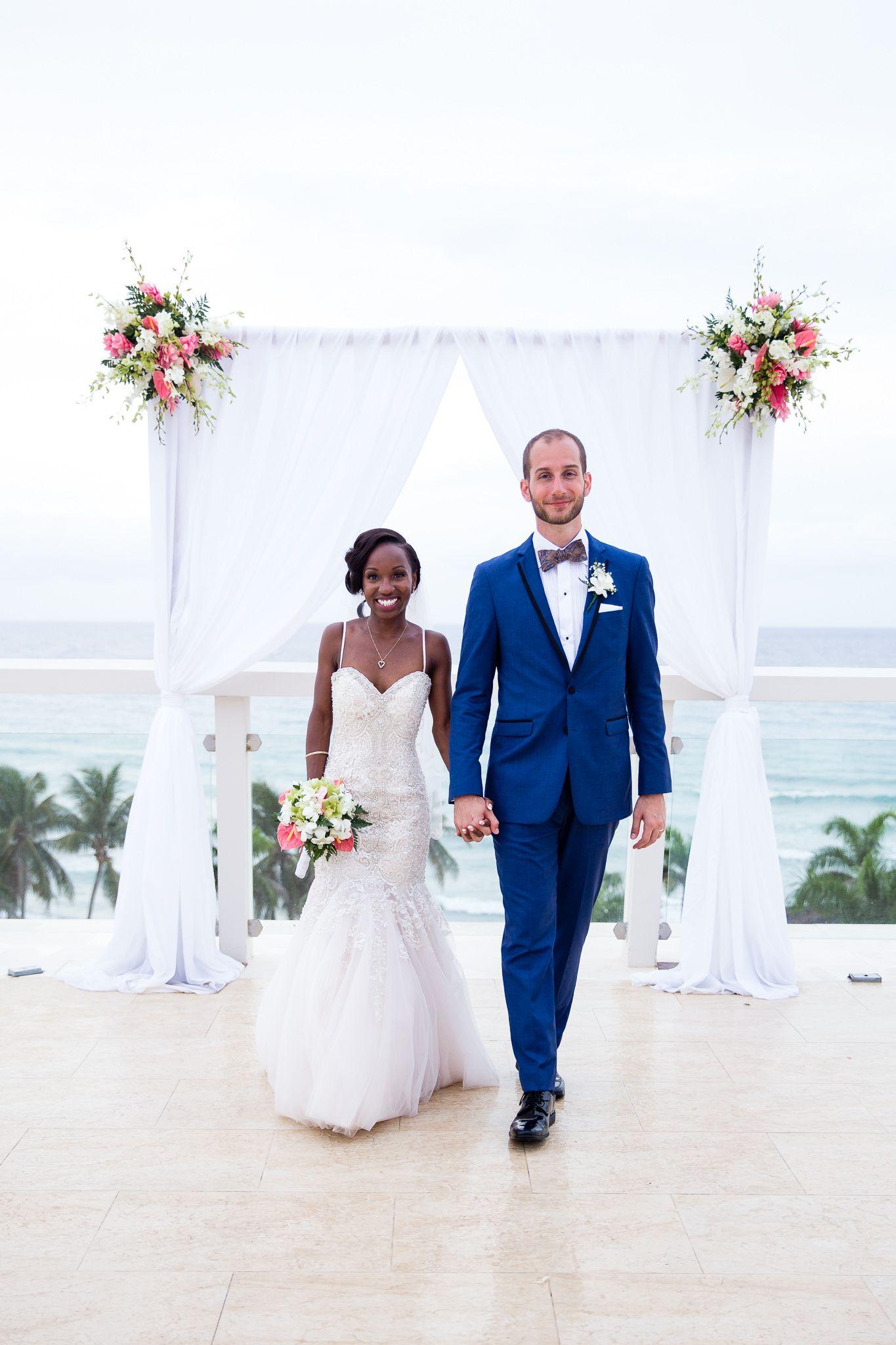 Montego Bay Jamaica Wedding With Erica And Mike Sarah Bode Clark Photography Jamaica Beach Wedding Montego Bay Wedding Jamaica Wedding