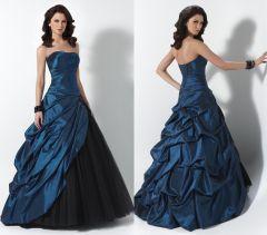 31ac050f8d5a Elvire gothic plesové šaty na maturitní ples 2018 78 - vampire ...