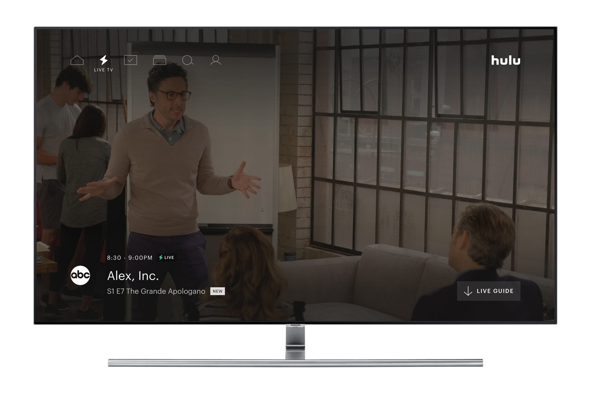 Hulu adds live TV guide for Amazon Fire TV Apple TV Xbox
