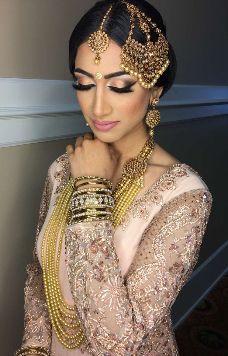 Pinterest: @pawank90 | Bridal Makeup and Hair | Pinterest