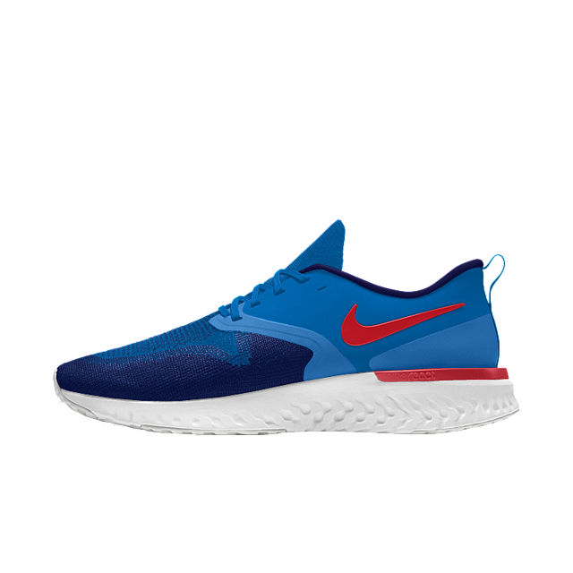 35d8d6060 The Nike Odyssey React Flyknit 2 By You Running Shoe in 2019 ...
