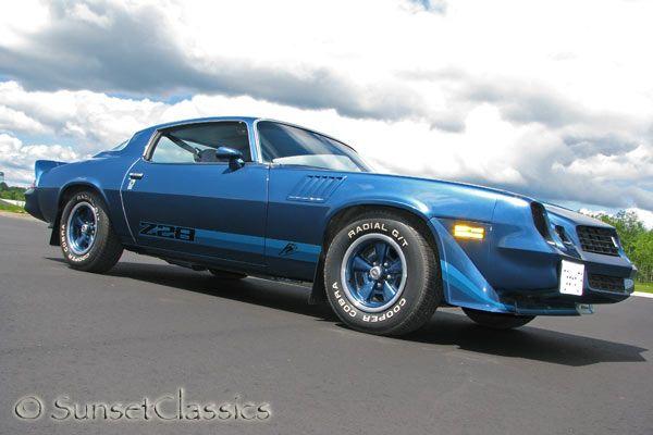 Chevrolet Camaro 1979 Chevrolet Camaro Z28 For Sale