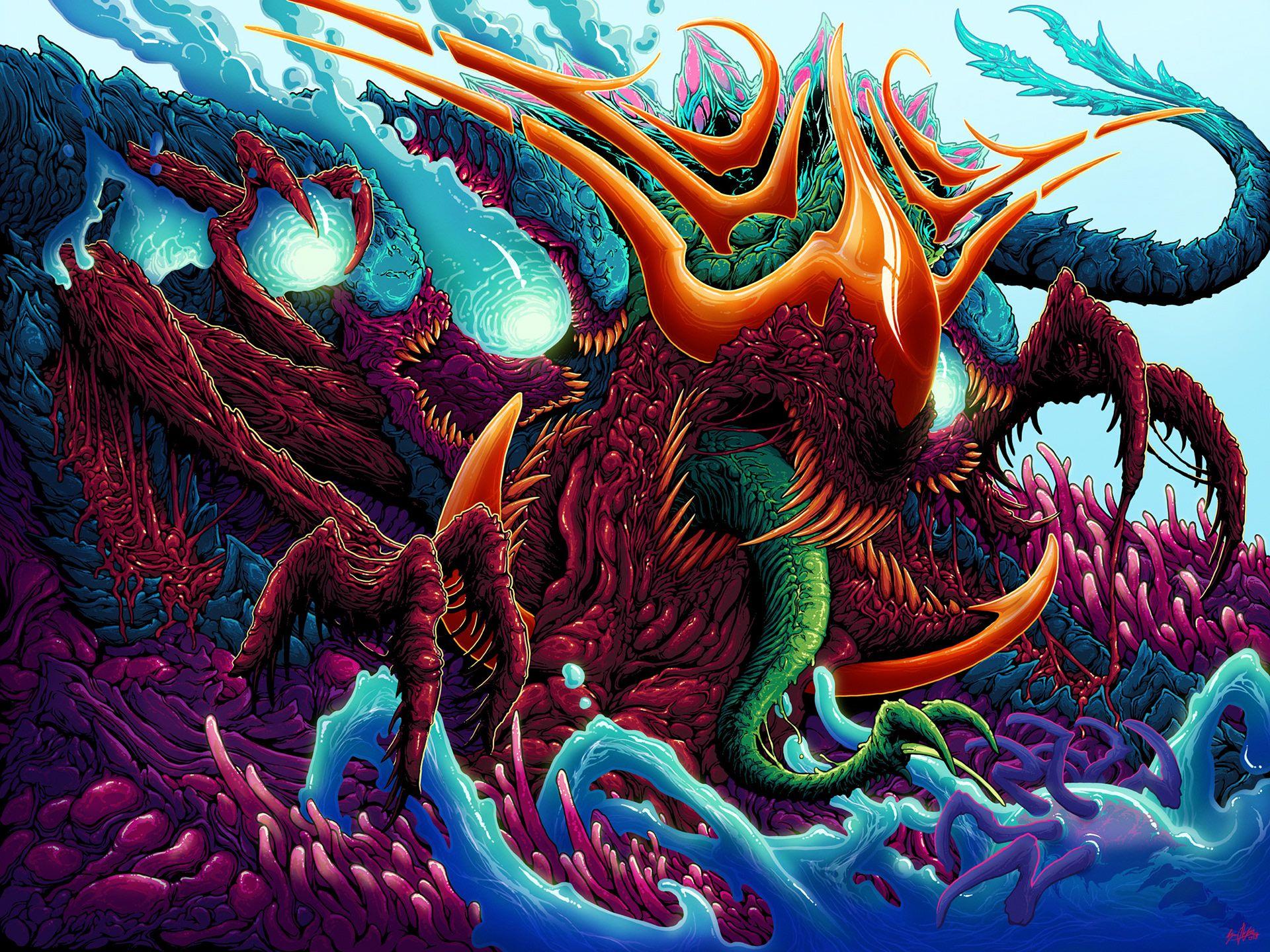 Brock Hofer - Hyper Beast | Hyper beast wallpaper, Hyper ...