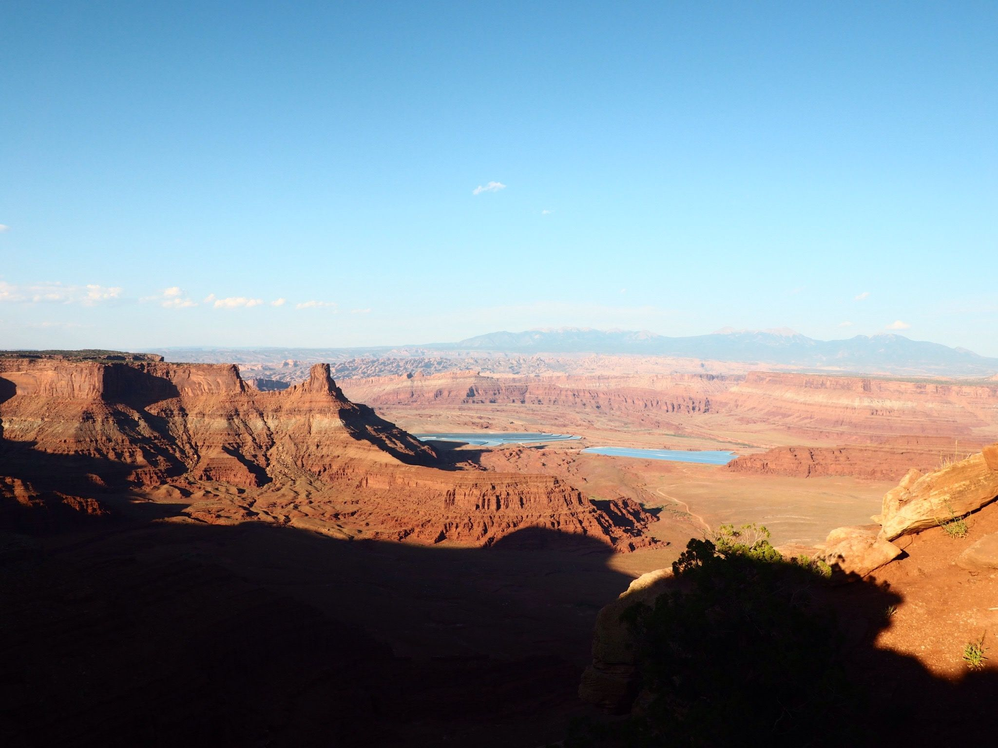 Canyonlands. Moab. Utah. USA.  America Road Trip.