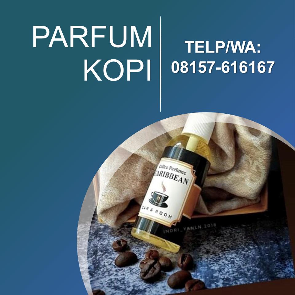 Parfum Mobil Aroma Kopi Banyuwangi Jawa Timur Parfum
