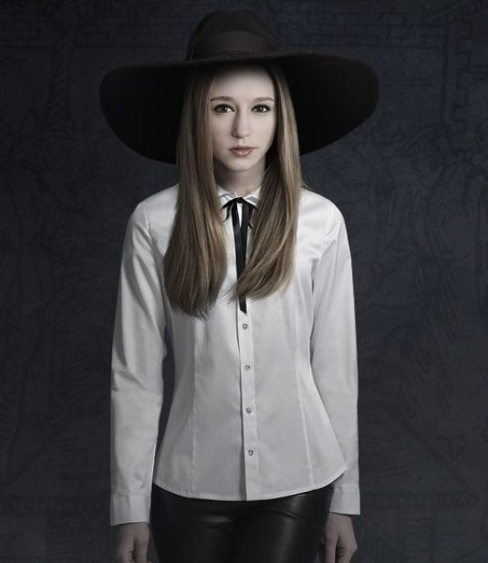 Ahs Coven The Hat The Hair Taissa Farmiga With Images