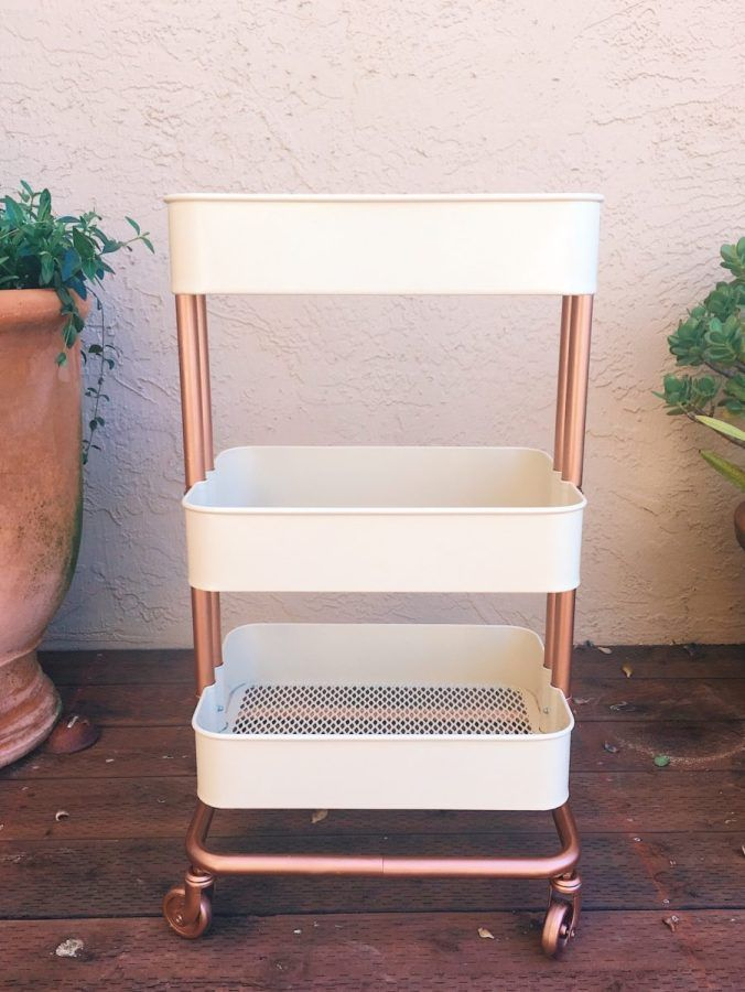 Photo of Raskog IKEA Cart Hack | Easy DIY Project | xoxojackie