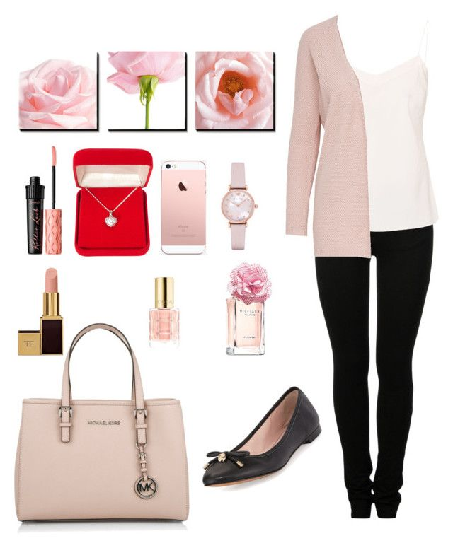 """""""Casual"""" by limitedk ❤ liked on Polyvore featuring MM6 Maison Margiela, Ted Baker, Kate Spade, Benefit, Alexa Starr, Emporio Armani, Tom Ford, L'Oréal Paris, Tommy Hilfiger and Michael Kors"""