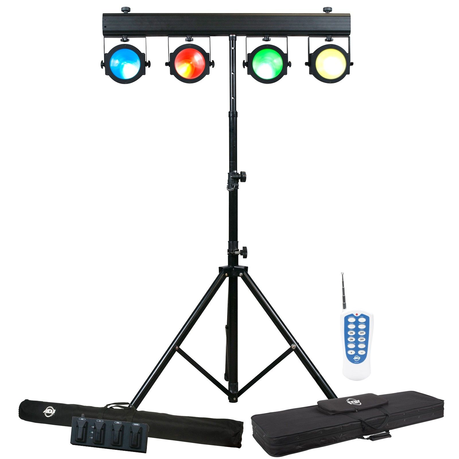 All-in-one lighting solutions have been all the rage the past few years, and I for one am grateful for it. After purchasing a Chauvet GigBar LT around a year and a half ago I was amazed at the ease of use, simplicity, and effectiveness of these compact lighting systems. Instead of spending 10-15...