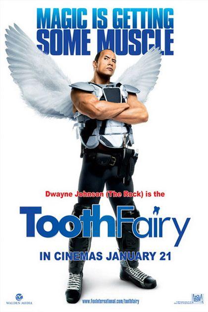 Tooth Fairy Melhores Filmes Filmes Infantis Ator The Rock
