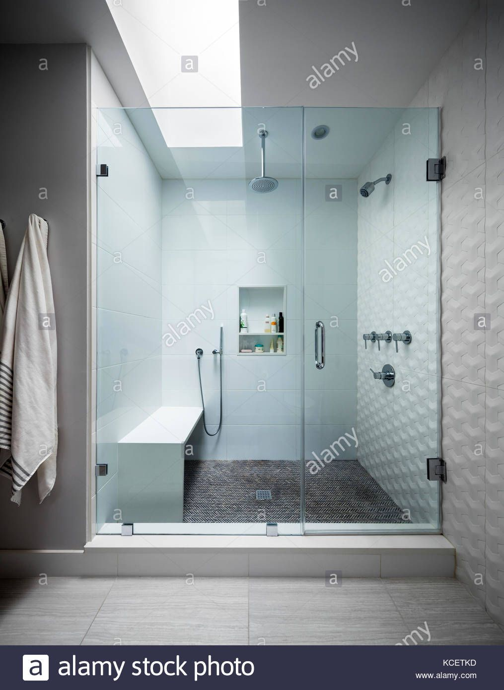 Image result for skylight over shower | Bathroom Ideas | Pinterest ...