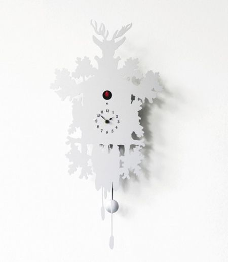Moodboard Monday Time For A Change Cuckoo Clock Retro Clock Modern Clock
