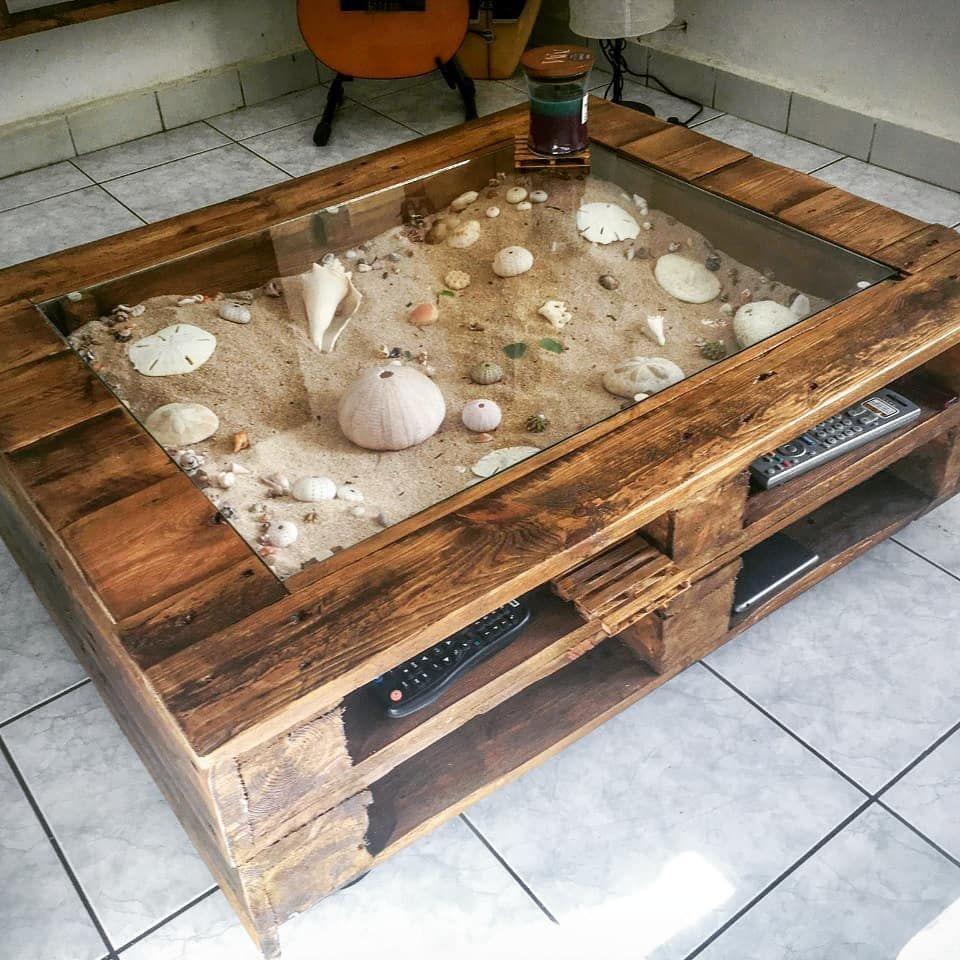 Wooden pallet furniture decor ideas