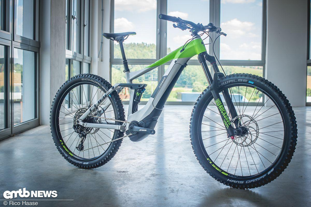 Cube Neuheiten 2019 Cube Produkt Launch 2019 Modellpflege Bei Den Beliebten E Bikes Emtb News De E Bike Neuheiten E Bike Mountainbike
