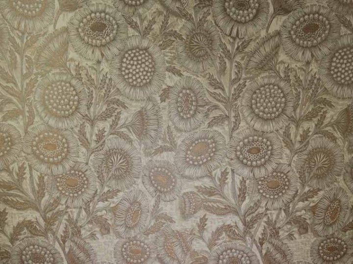 Sunflower Jacquard Fabric Br We Recommend A Sample Of This