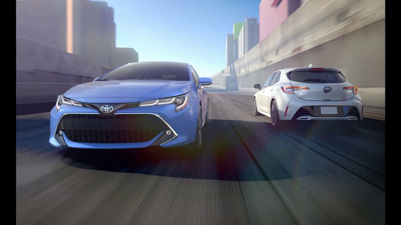 2019 Toyota Corolla GR Sports new design and performances