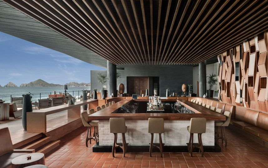 The Cape A Thompson Hotel Cabo San Lucas Mexico In Pictures