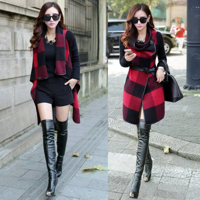 We're mad for plaid and the price of this coat! Get it HERE for $27.99 during our Black Friday sale. Don't miss a single Black Friday deal HERE!