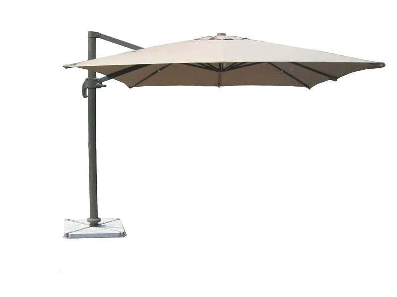 cantilever feet outdoor infinite position square umbrella patio offset tilt parasol abba pin
