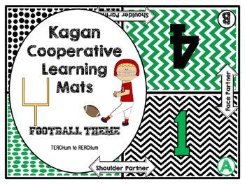 kagan mat football theme football football themes and