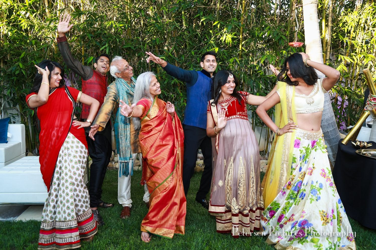 Bollywood Baby Shower In Santa Monica California