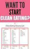 Photo of #beginners #Clean #diettipsforbeginnerscleaneatin #Eating #Grocery