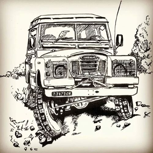 2003 Land Rover Range Rover Interior: Land Rover Defender 130 Som Turbil Pup Opp Trailers T