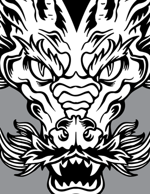Image result for medieval dragon head tattoo | Mainly ink