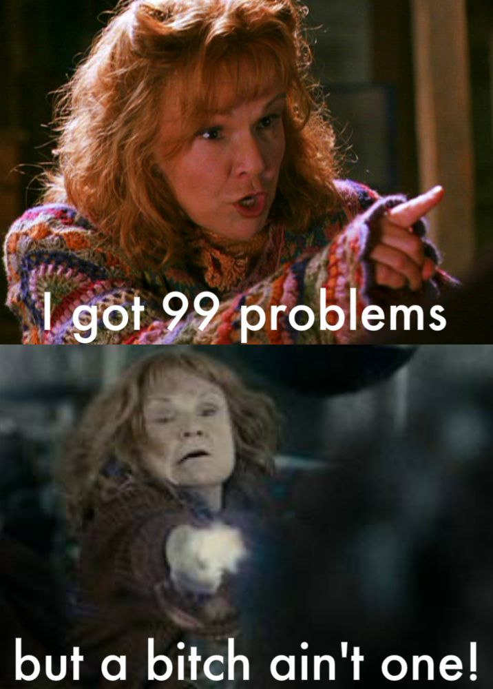 I Got 99 Problems But A Snitch Ain T One Harry Potter Funny Ron Weasley Harry Potter Jokes