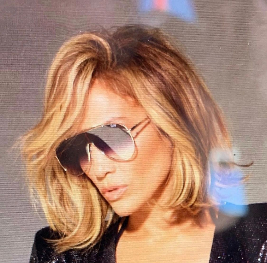 Pin By Janet Woods On Fashion And Hair Jlo Short Hair Jennifer Lopez Hair Jlo Hair