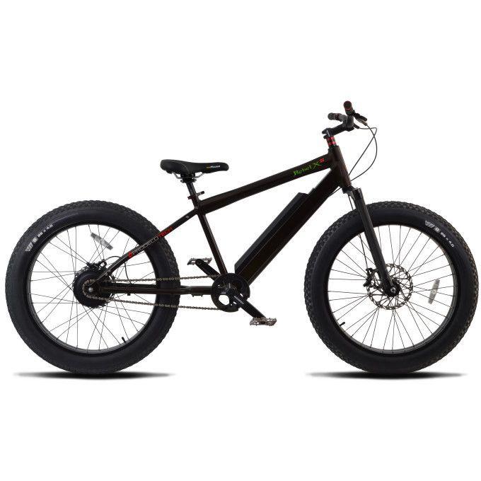 ProdecoTech Rebel XS 36V 600W Electric Mountain Bike