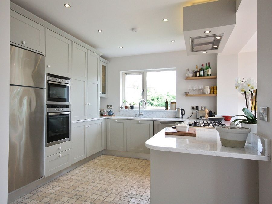 bespoke #shakerkitchen in wicklow, ireland. kitchen