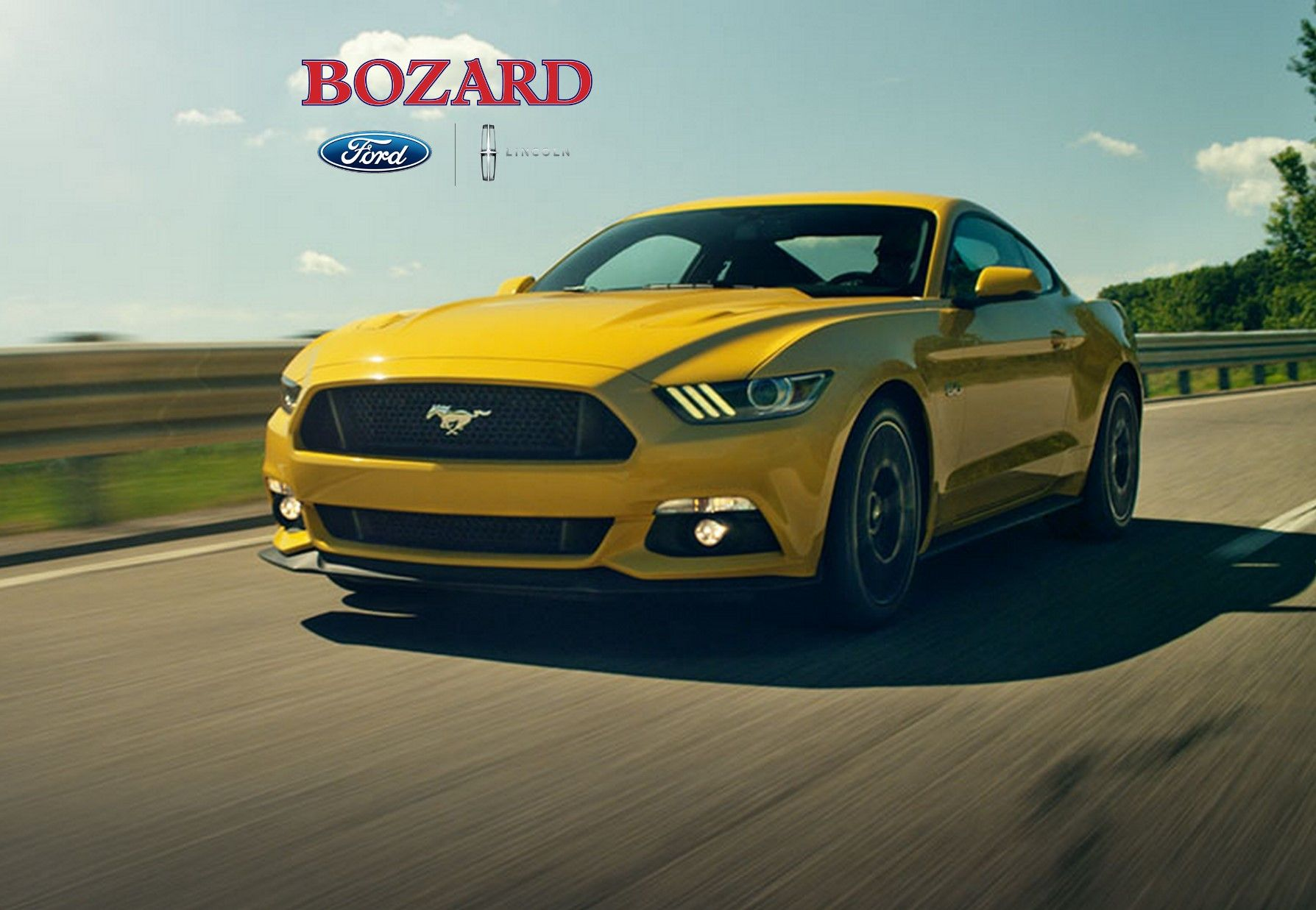 2015 Ford Mustangs for Sale at Bozard Ford near
