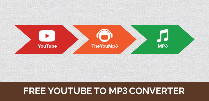 Convert YouTube videos into high quality mp3 files for free online.