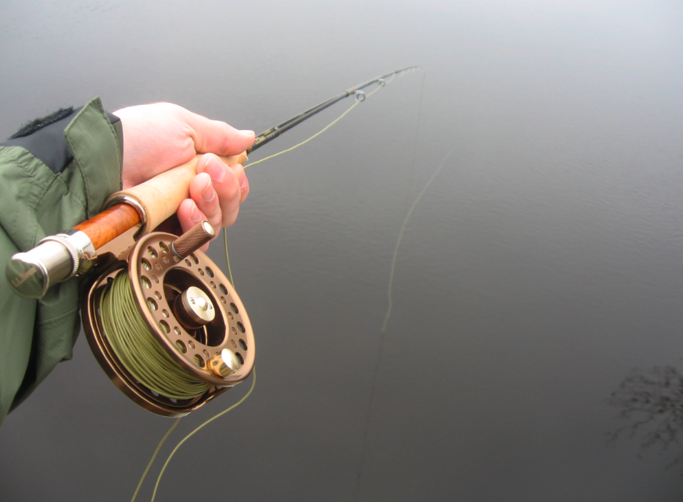 L L Bean Double L Fly Rod Fly Fishing Equipment Fishing Rods And Reels Fly Rods