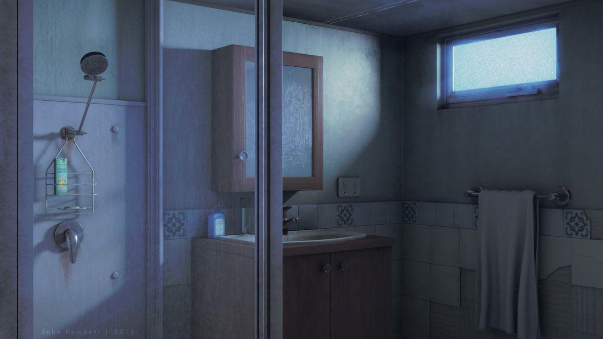 bathroom in disrepair day by jakebowkett home decor episode rh pinterest ca