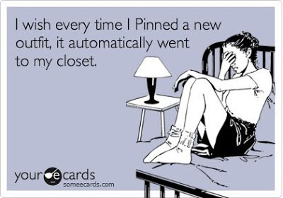 You wish Pinterest was real life.