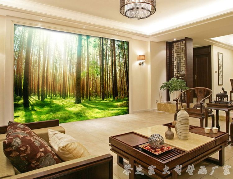 Best 3d three dimensional living room wallpaper ideas and for Sitting room wallpaper