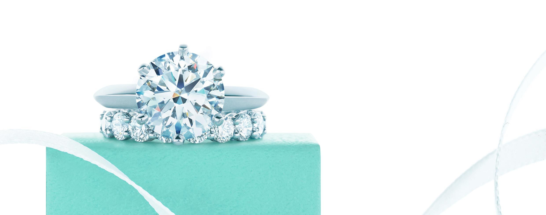 tiffany co engagement and wedding ring primp pinterest verlobungsring. Black Bedroom Furniture Sets. Home Design Ideas