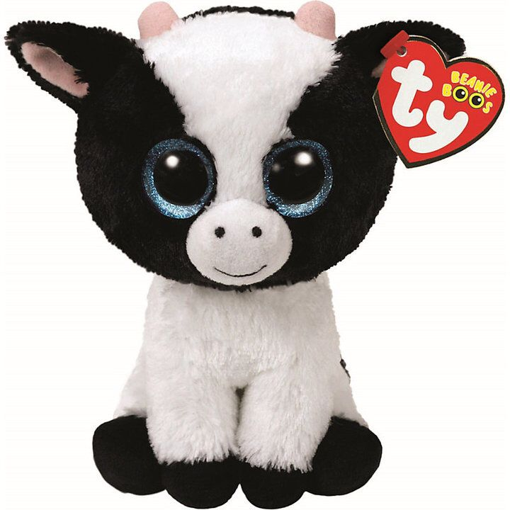 Ty Beanie Boo Butter goat soft toy Moo Cow so sweet  609b66a2ad66